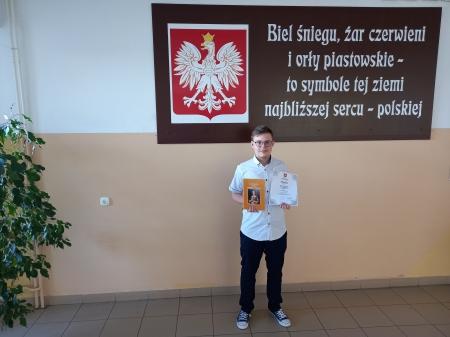 """Regionalny Konkurs Historyczny """"Ziemia Dobrzyńska – Moja Mała Ojczyzna"""""""